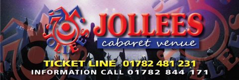 Infographic of Jollees Cabaret Venue, Stoke-on-Trent